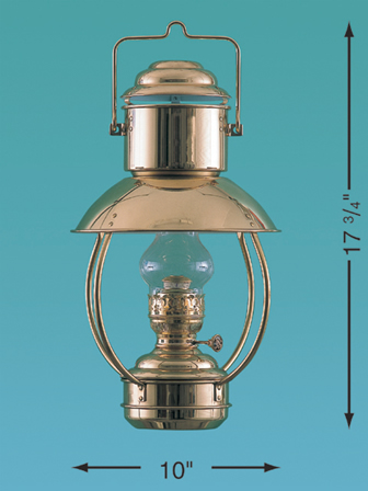 Weems Amp Plath Oil Trawler Lamp